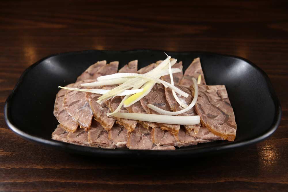 x04 five flavored beef 五香牛肉