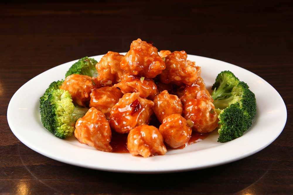 j05 general tso's chicken 左宗堂鸡 [spicy]
