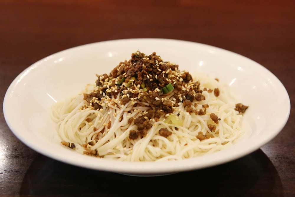 x11 dan dan noodles 担担面 [spicy]