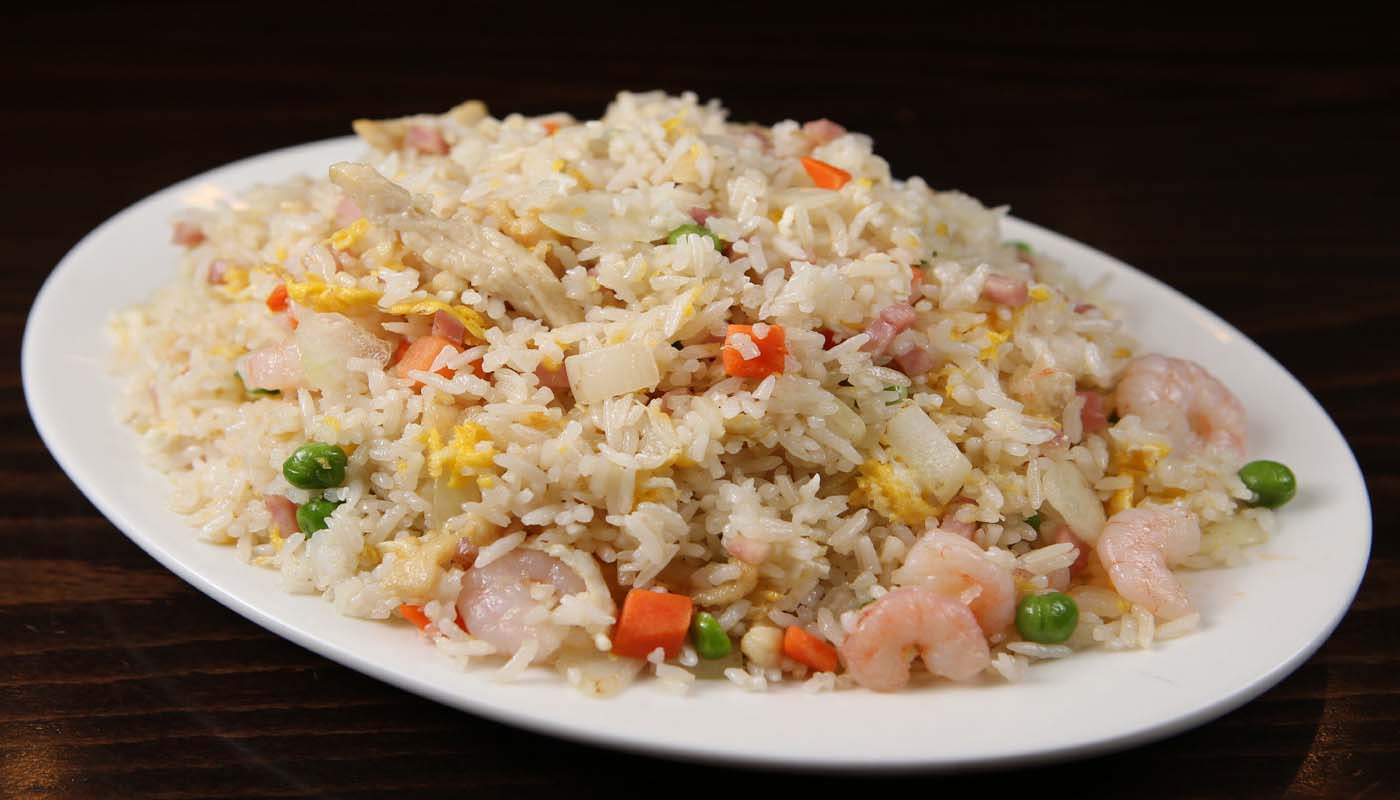 n01 house special fried rice 本楼炒饭