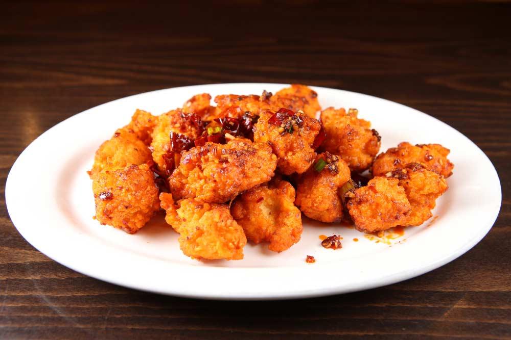 j07 old sichuan chicken 老四川鸡 [spicy][spicy]