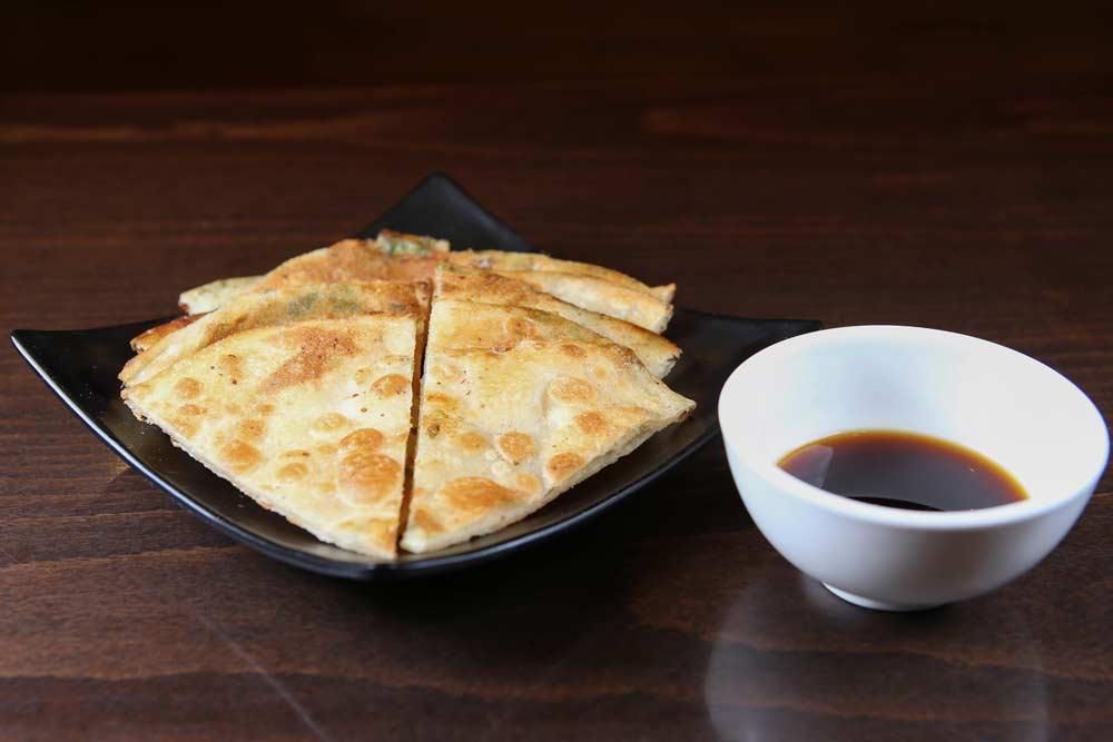 a10 scalllion pancake 葱油饼