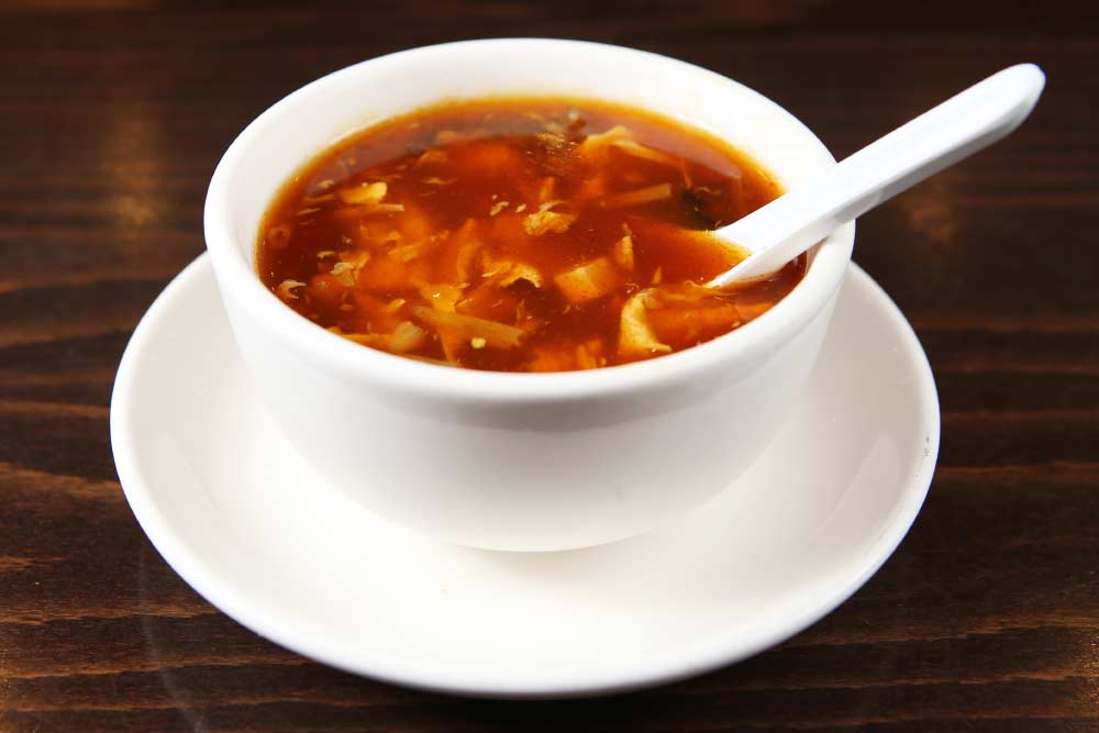 s02 hot&sour soup 酸辣汤 [spicy]
