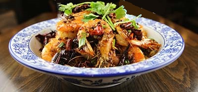 h13 spicy jumbo shrimp 香辣虾[spicy]