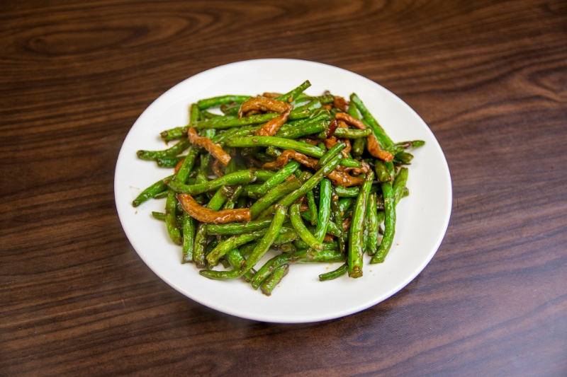 b07. beef with green bean 四季豆牛
