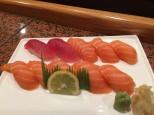 Sushi and Sashimi a la Carte
