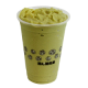 japanese matcha slush 日式抹茶冰沙